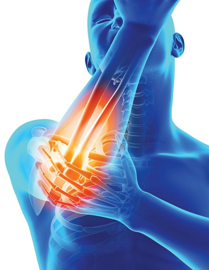 durere sub nivelul articulațiilor)