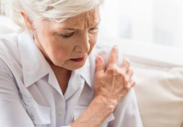 dureri articulare de la un pacient
