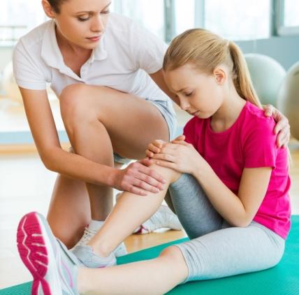 dureri de genunchi la un copil artroza și metodele de tratament