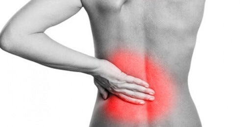 dureri in zona lombara spate)