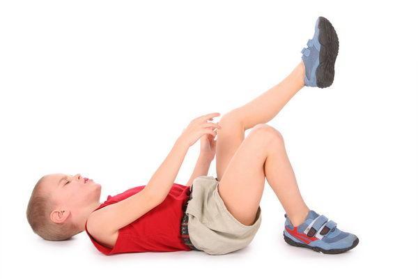 dureri musculare la copii articulația piciorului genunchiului