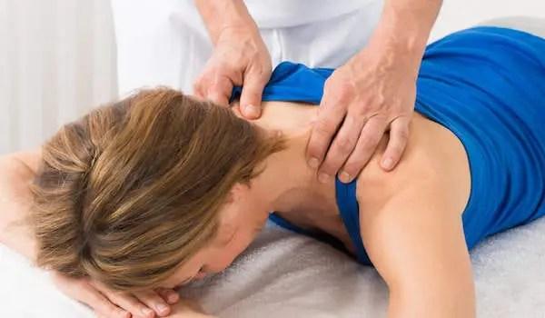 eliberare miofascială pentru dureri de umăr)