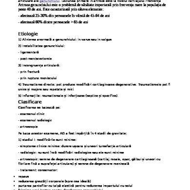 tratament medicamentos complex al artrozei
