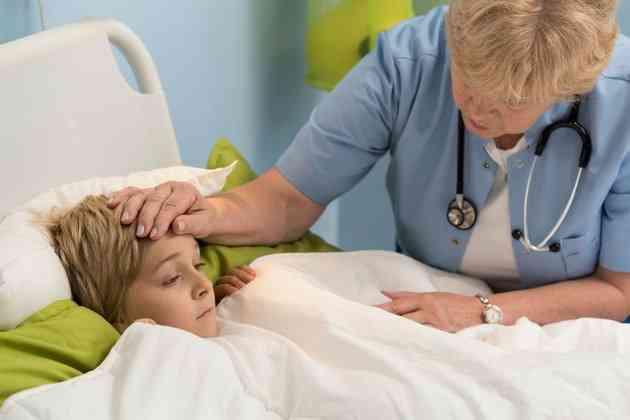 febră și dureri articulare la copii