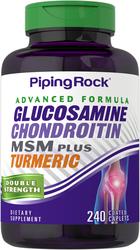 formula glucozamină și condroitină