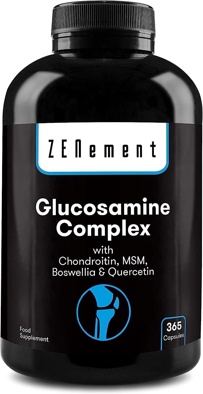 glucozamină condroitină 90 comprimate