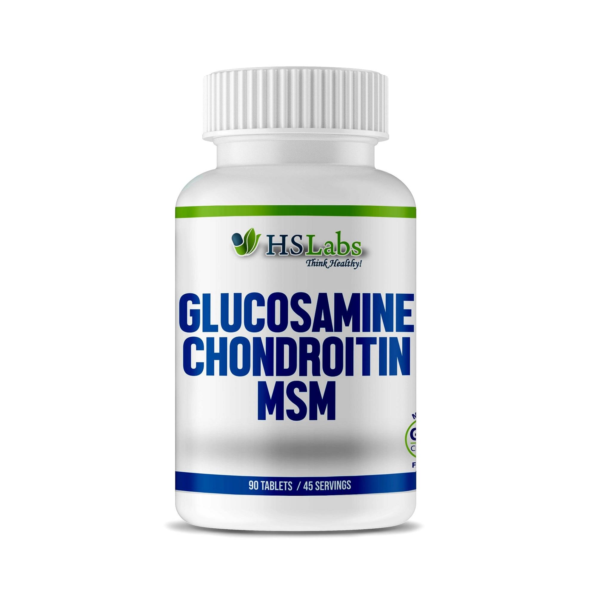 Gold Nutrition Glucozamina Condroitina Ecourema Ativo