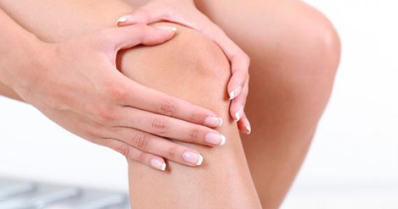 tratați articulațiile genunchilor bump și durere în articulația degetelor
