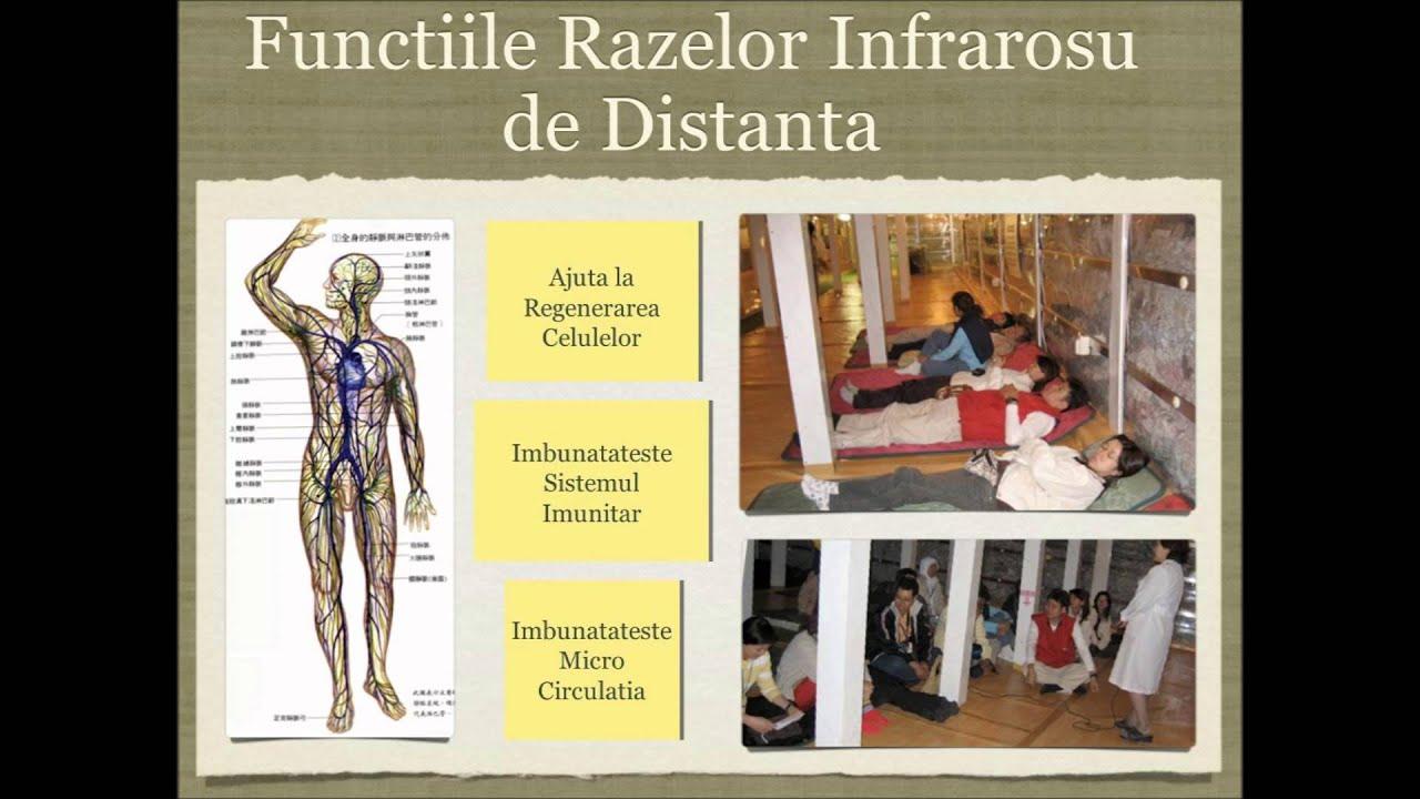 Terapia prin infrarosu - Bioversity