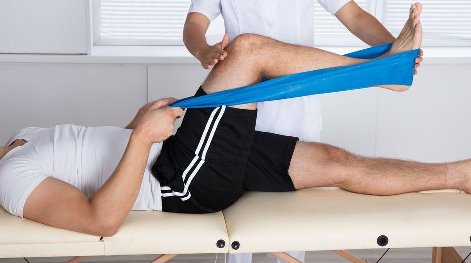 refacerea mobilității genunchiului după fractură