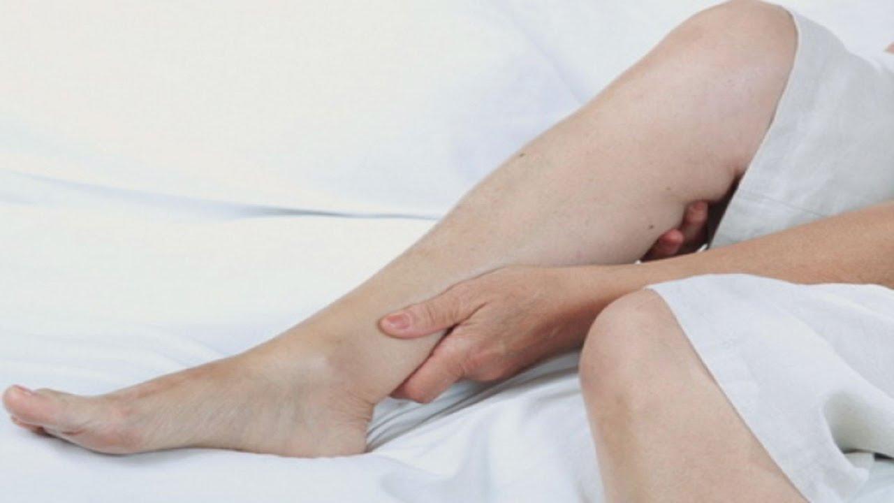 se ridică picioarele dacă articulațiile doare)