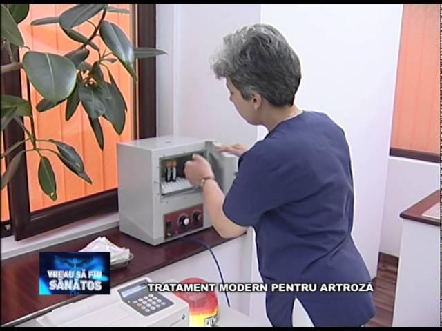 tehnologii de tratare a artrozei)
