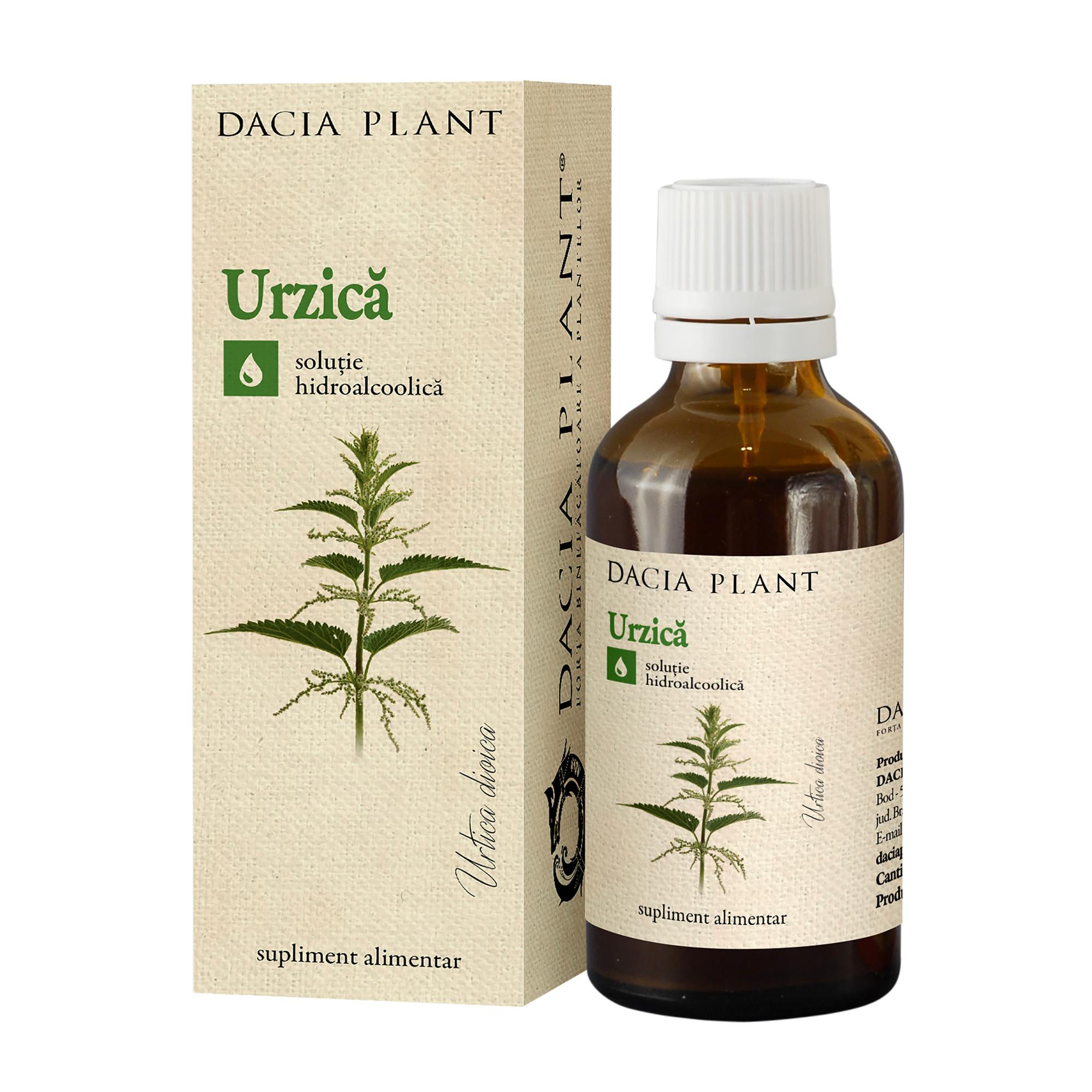 Ceai Rădăcină de Urzică vie U95, 50 g, Fares : Farmacia Tei
