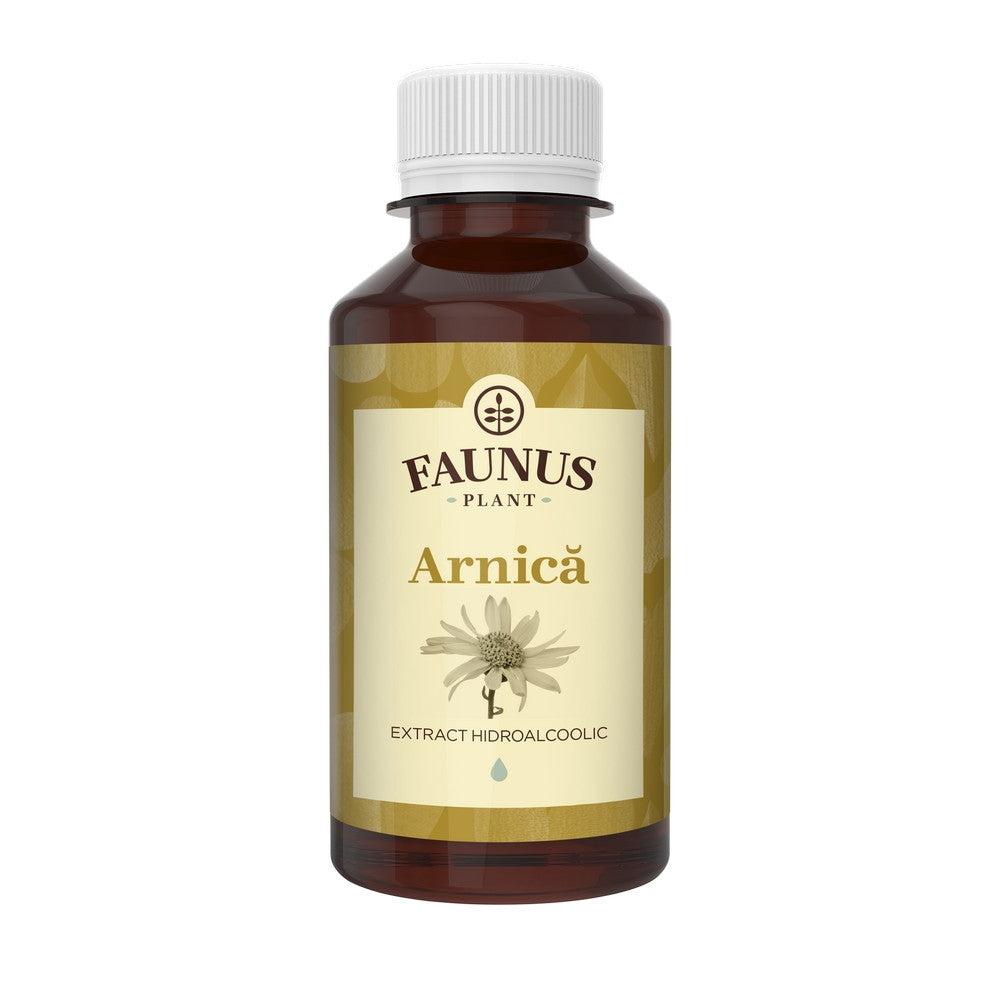 Tinctura de ARNICA – PlantExtrakt, 30 ml (Alergii) - blumenonline.ro