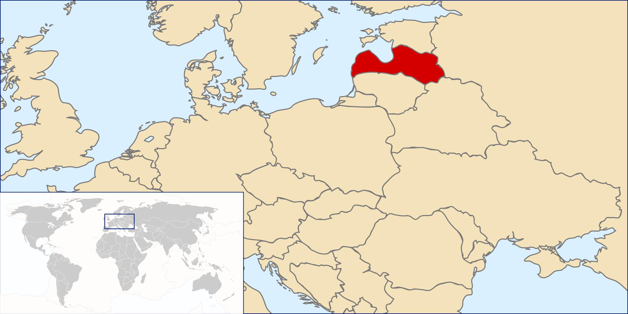 Tratamentul comun al Letoniei