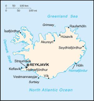 Tratamentul comun al Islandei)