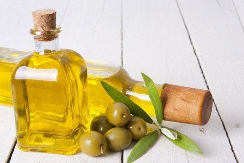 tratamentul comun al uleiului de măsline