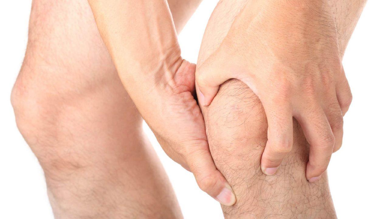 cum să alinați durerea și inflamația articulației genunchiului)
