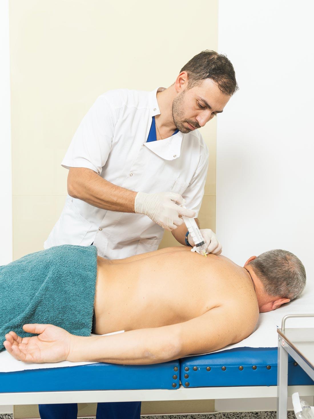 tratamentul articulațiilor cu ozon)