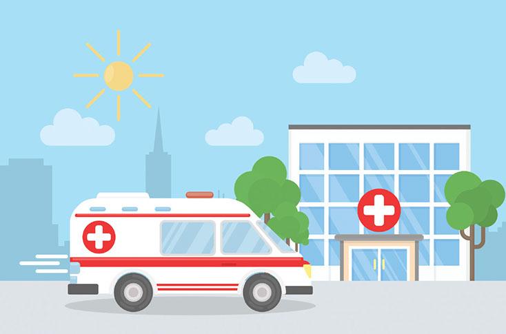 ambulanță pentru inflamații articulare