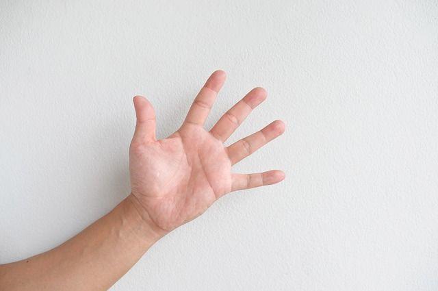 umflarea degetelor cu artrită