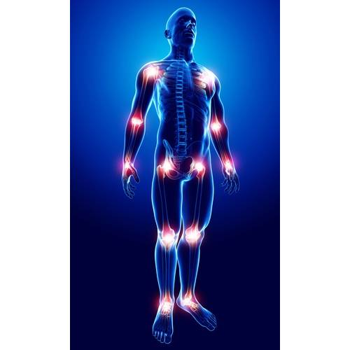 durere în articulațiile virusului brațelor și picioarelor)