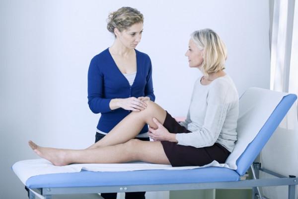 artroza tratamentului blocajului genunchiului)