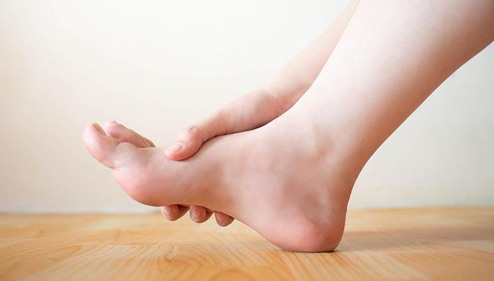 tratamentul unei articulații inflamate a picioarelor