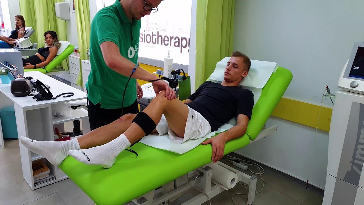 Afectarea tendoanelor genunchiului. Articole recomandate