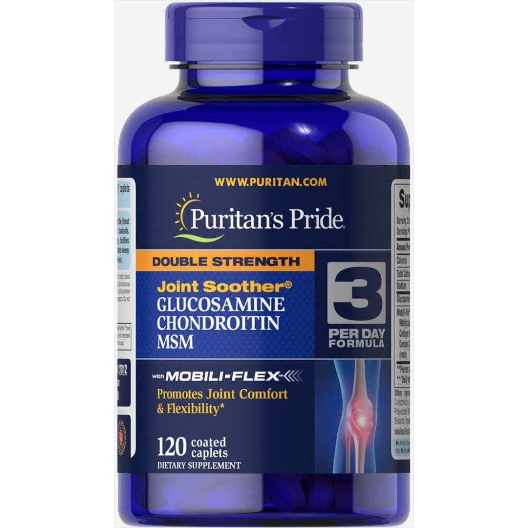 comprimate cu titlu de condroitină și glucozamină