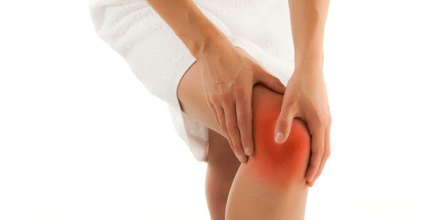 dureri ale articulațiilor genunchiului prezent