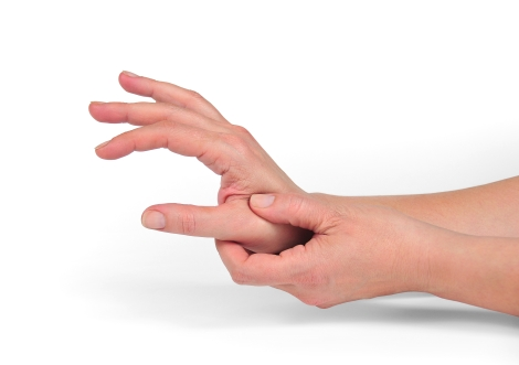 mâna se amorteste la dureri articulare)
