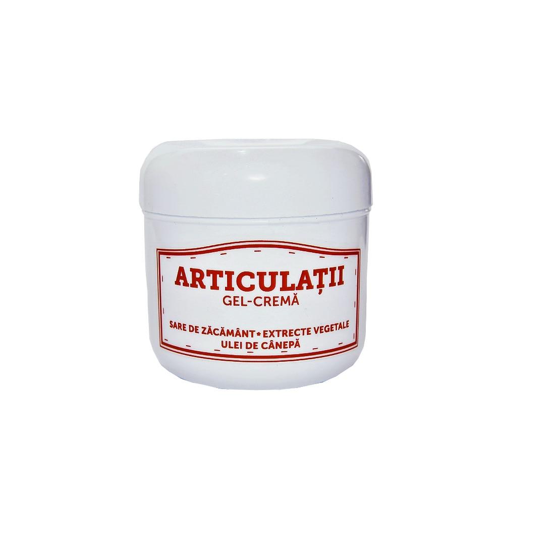 Cremă pentru dureri articulare- Dacoderm, Dacia Plant, 75 ml