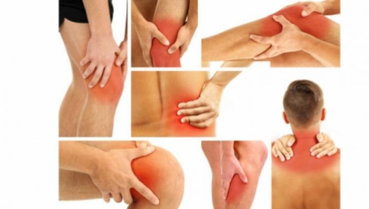 dureri osoase și articulare)