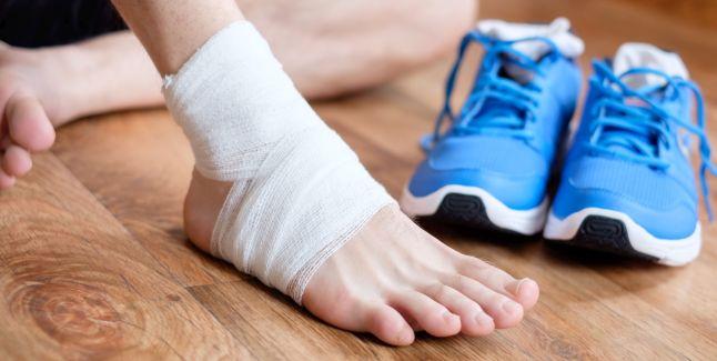 cauze ale inflamației gleznei
