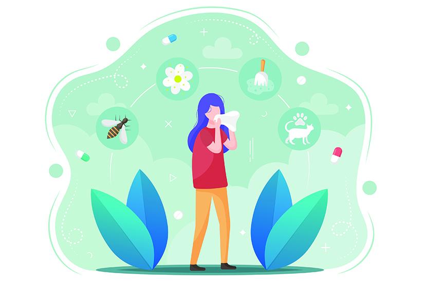 Tipuri de alergii: Cum se manifesta si cum se trateaza alergiile