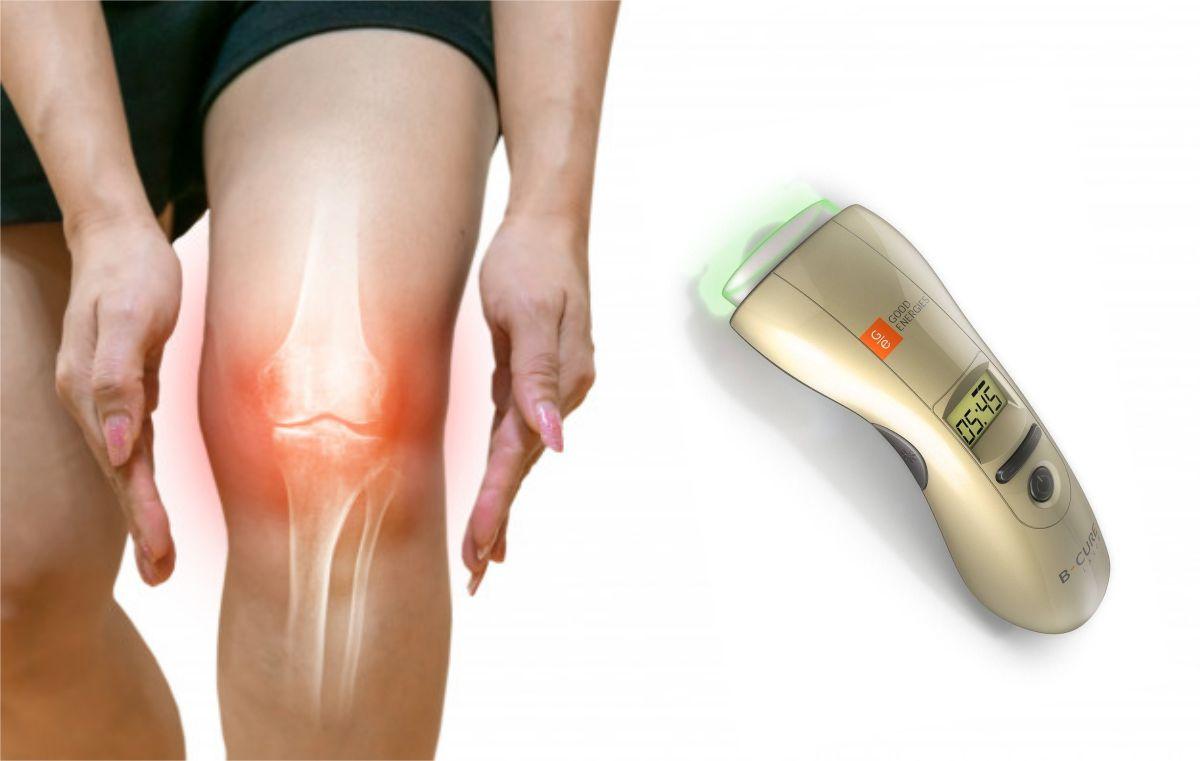 tratament eficient cu laser pentru artroză