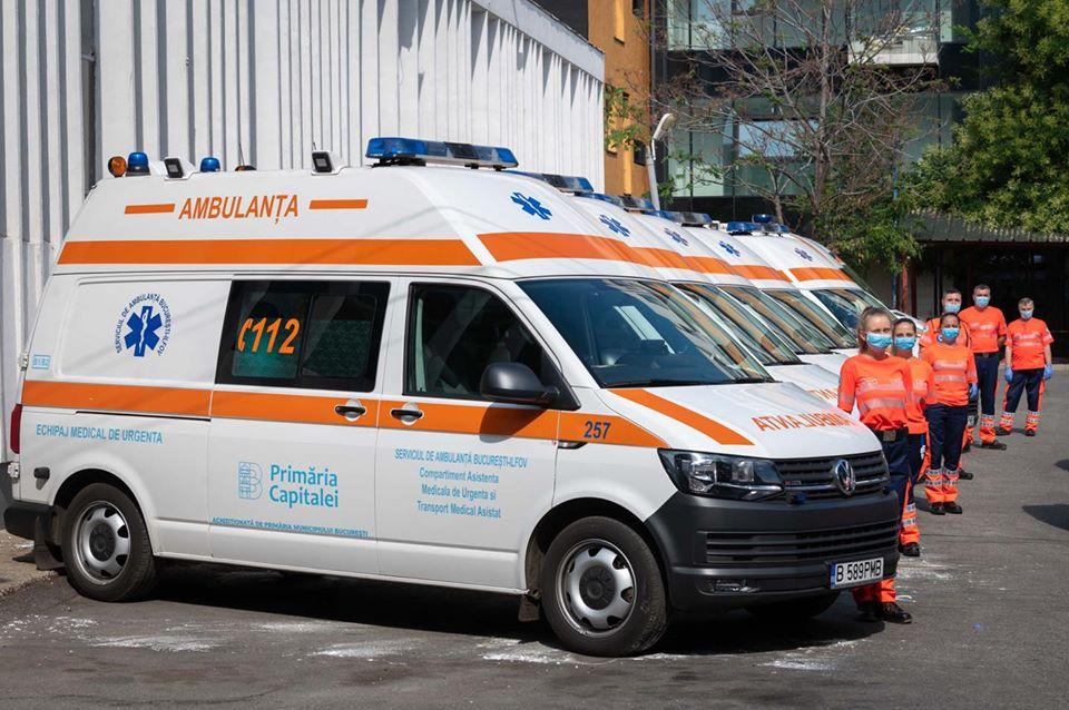 ambulanță pentru dureri articulare severe