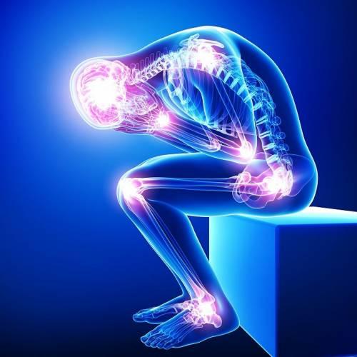 durere ascuțită în articulația șoldului atunci când aplecați)