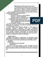antecedente medicale reumatologie osteoartroza genunchiului)