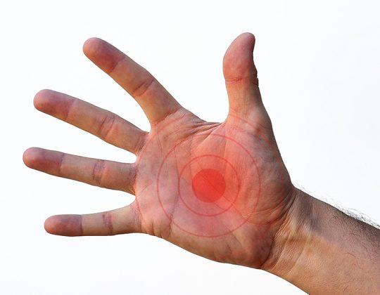 articulațiile la încheieturi doare