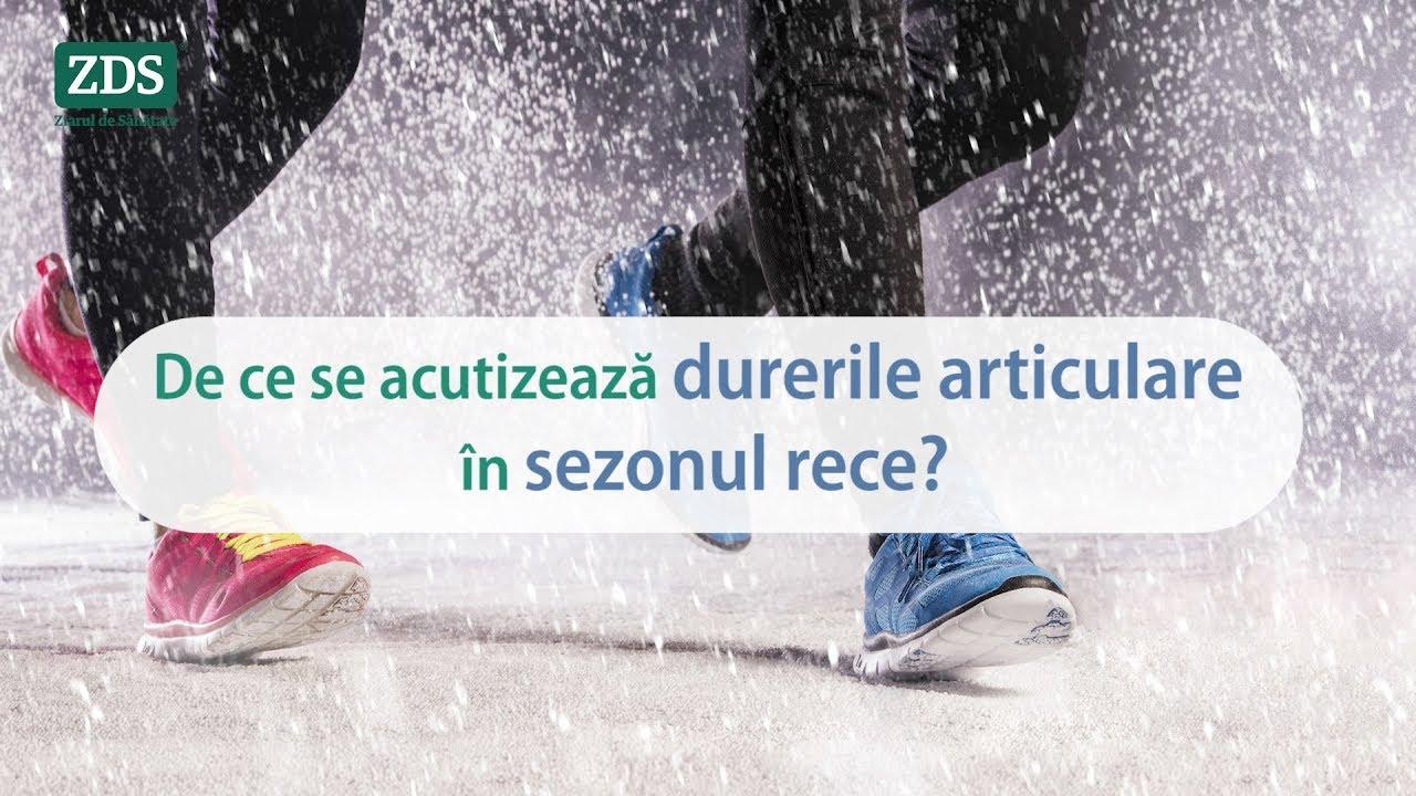 dureri articulare datorate pantofilor)