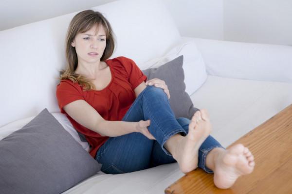 Slăbiciune la nivelul picioarelor durere în articulații, Instabilitatea ligamentelor gleznei