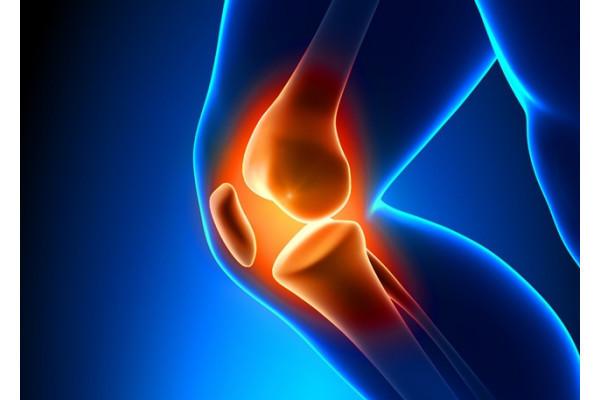 după durere la efort în articulația genunchiului