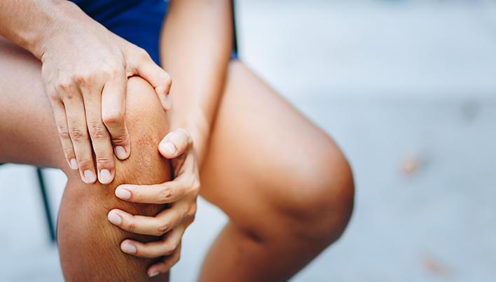 durere în partea mediană a genunchiului
