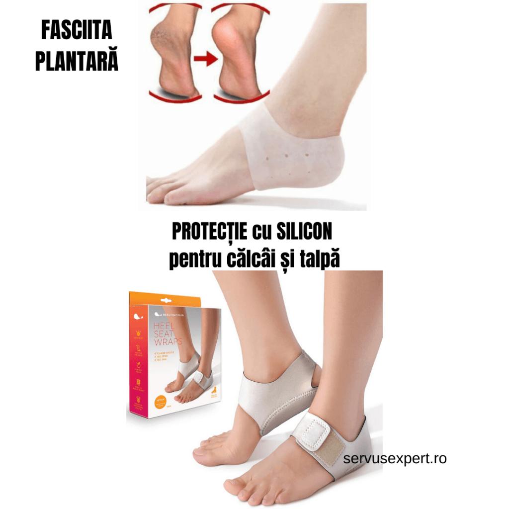 Durerile de calcai