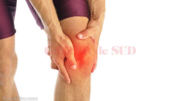 PMP pentru leziuni la genunchi