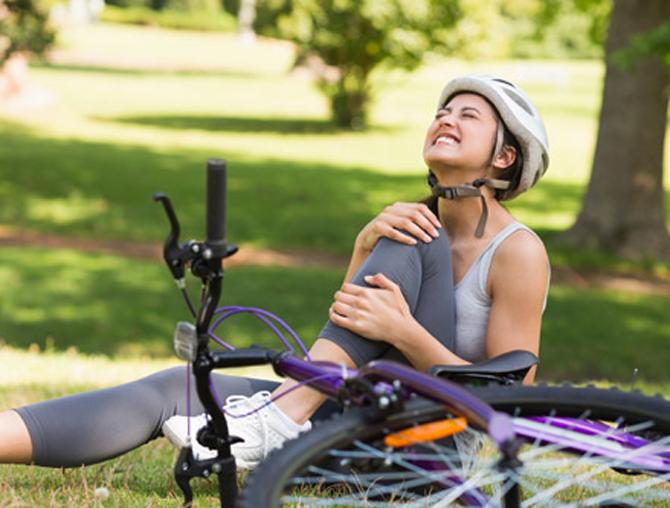 Artroza articulației genunchiului și ciclism