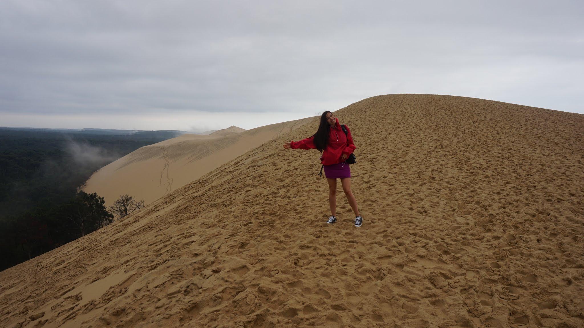 La Dune du Pilat - Mediciniștii Călători