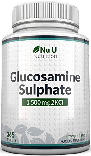 Preparate eficiente care conțin glucozamină și condroitină - Reabilitare
